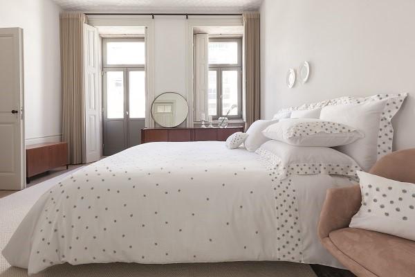 housses de couette unies. Black Bedroom Furniture Sets. Home Design Ideas