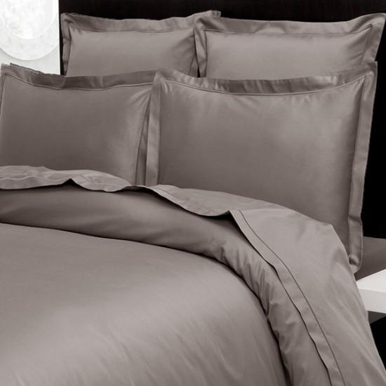 draps en satin de coton. Black Bedroom Furniture Sets. Home Design Ideas